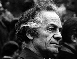 Nicanor Parra, Poet, in Neruda's Funeral, 73 | Flickr - Photo Sh