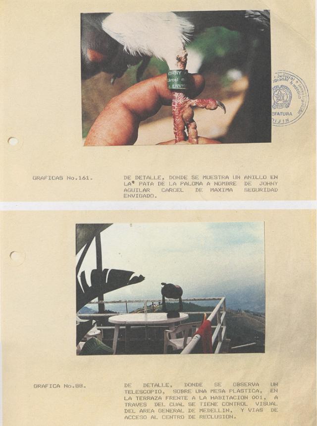 জেলখানা থেকে বাইরের দুনিয়ার সঙ্গে যোগাযোগ করার জন্য ব্যবহৃত মাধ্যম