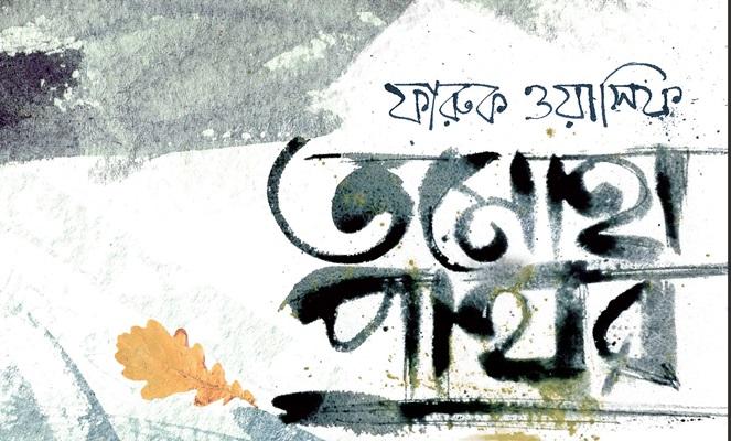 'তমোহা পাথর' বইয়ের কবিতা | ফারুক ওয়াসিফ